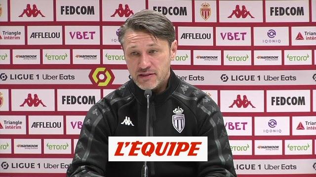 Kovac : «Tous les matches de Ligue 1 sont difficiles» - Foot - L1 - ASM
