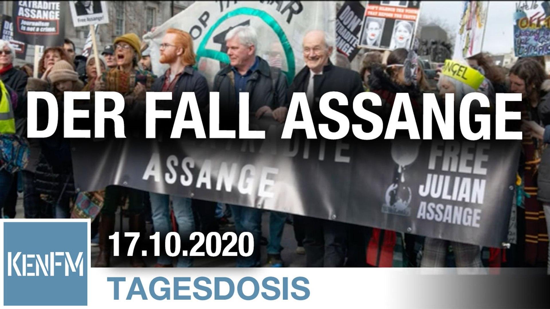 Der Fall Assange: Unser Schweigen, unsere Komplizenschaft | Von Milosz Matuschek