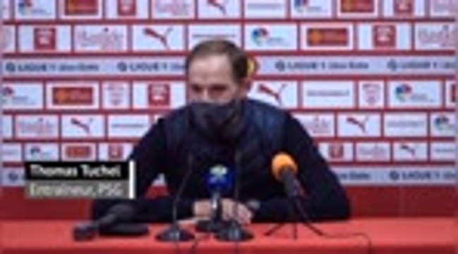 """7e j. - Tuchel : """"Mbappé voulait absolument jouer"""""""