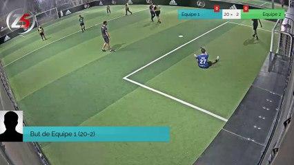 But de Equipe 1 (20-2)