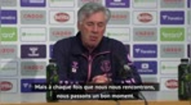 """5e j. - Ancelotti : """"C'est un honneur d'être l'ami de Klopp"""""""