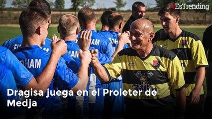 Dragisa Kosnic: el futbolista que no se ha retirado pese a tener 67 años