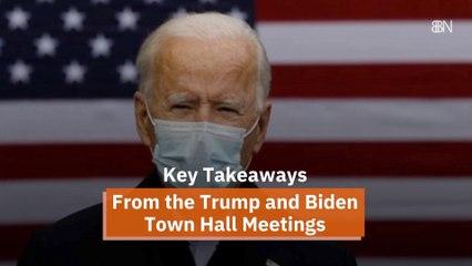 2 Town Hall Meetings