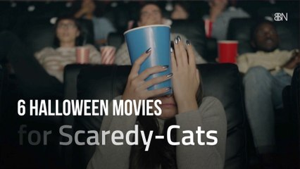 Halloween Movies For The Easily Scared