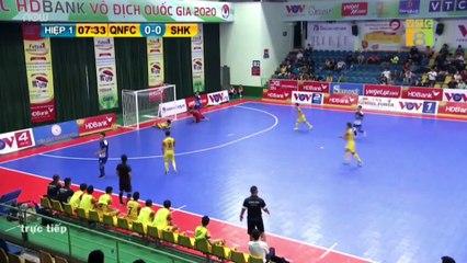 Full | Quảng Nam - Sahako | Futsal HDBank VĐQG 2020 | VFF Channel