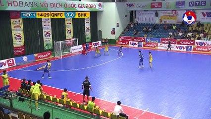 Highlights | Quảng Nam - Sahako | Futsal HDBank VĐQG 2020 | VFF Channel