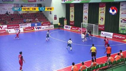 Highlights | Cao Bằng - Vietfootball | Futsal HDBank VĐQG 2020 | VFF Channel