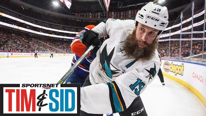 Not Much Risk For Toronto Maple Leafs With Joe Thornton Contract