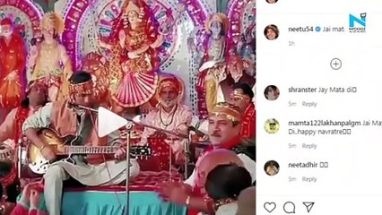 Navratri 2020 wishes: Big B to Kangana, celebs welcome the festival with beautiful posts