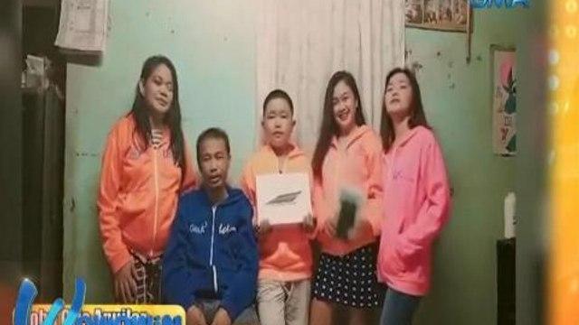 Wowowin: Pamilya ng 11-anyos na caller, nagpasalamat sa 'Tutok to Win!'