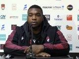 "Demba Bamba : ""Un excès d'envie"""