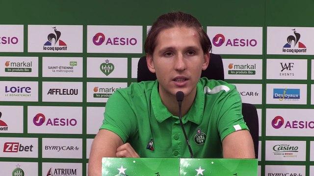 """Panagiotis Retsos : """"Une grosse opportunité dans ma carrière"""""""