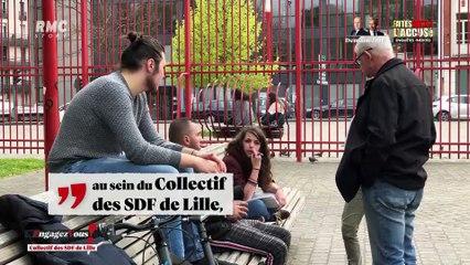 ENGAGEZ-VOUS! - COLLECTIF DES SDF DE LILLE