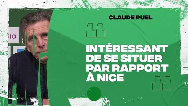 "Claude Puel : ""Retrouver de l'allant"""