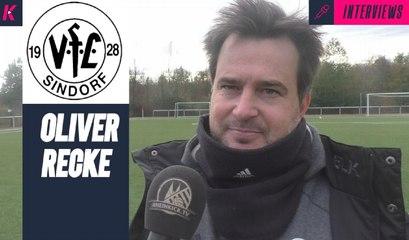 Oliver Recke über sein neues Engagement als Trainer des VfL Sindorf
