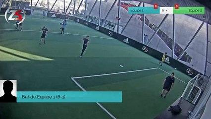 But de Equipe 1 (6-1)