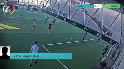 But de Equipe 1 (8-3)