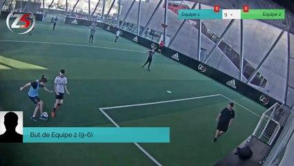 But de Equipe 2 (9-4)