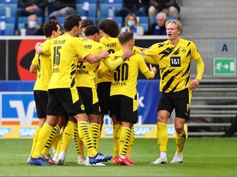 Bundesliga : Reus et Haaland en sauveurs