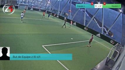 But de Equipe 2 (6-17)