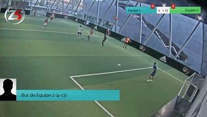 But de Equipe 2 (4-13)