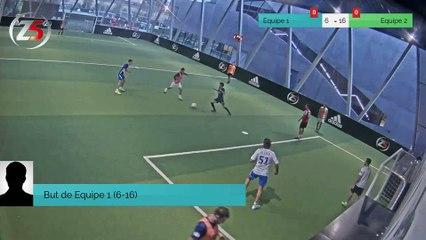 But de Equipe 1 (6-16)