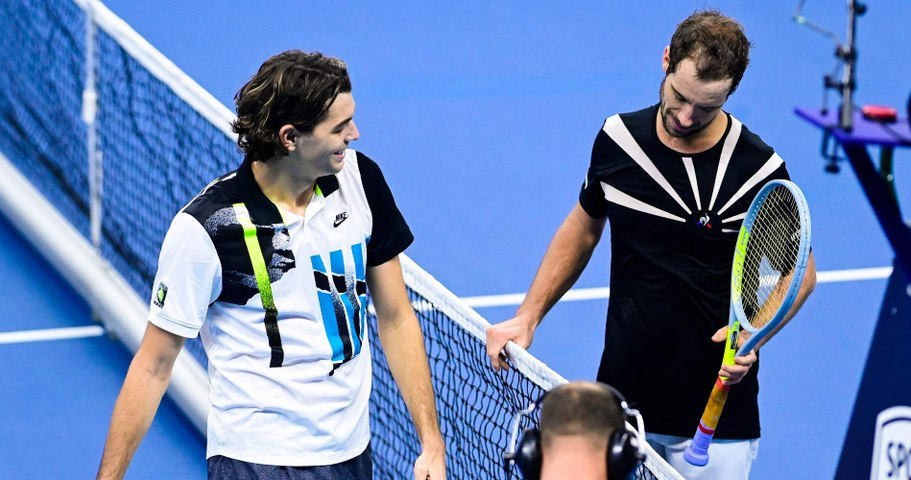 "Highlights UTS3 : Richard Gasquet ""The Virtuoso"" vs Taylor Fritz ""The Hotshot"""