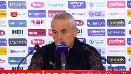 """Rıza Çalımbay: """"21 takım olması, dezavantaj"""""""