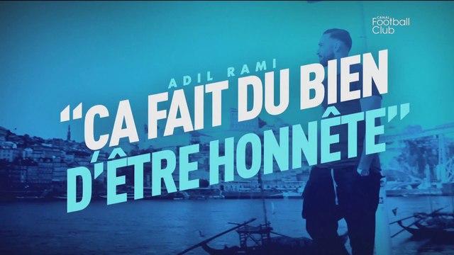 """Interview d'Adil Rami : """"Ca fait du bien d'être honnête"""""""