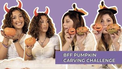 Pumpkin challenge ( Rund & Natal )
