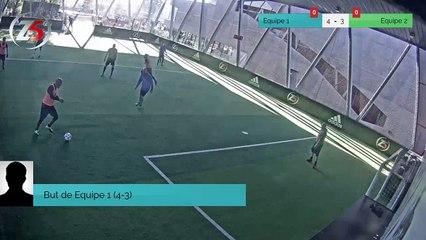 But de Equipe 1 (4-3)