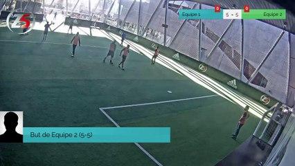 But de Equipe 2 (5-5)