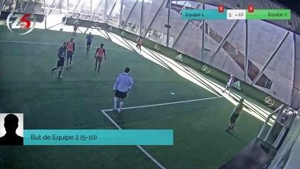 But de Equipe 2 (5-10)