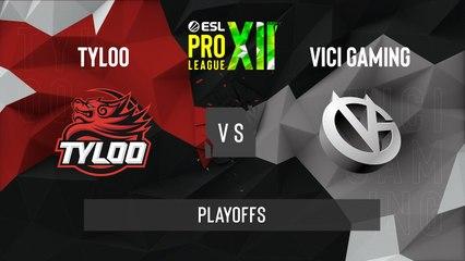 CSGO - TYLOO vs. ViCi [Overpass] Map 3 - ESL Pro League Season 12 - Playoffs - AS