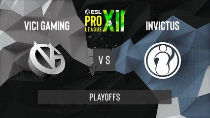 CSGO - ViCi Gaming vs. Invictus Gaming [Vertigo] Map 1 - ESL Pro League Season 12 - Playoffs - Asia