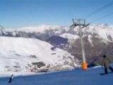 Cyril 2 ucpa les deux alpes 2008
