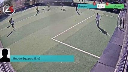 But de Equipe 1 (8-5)