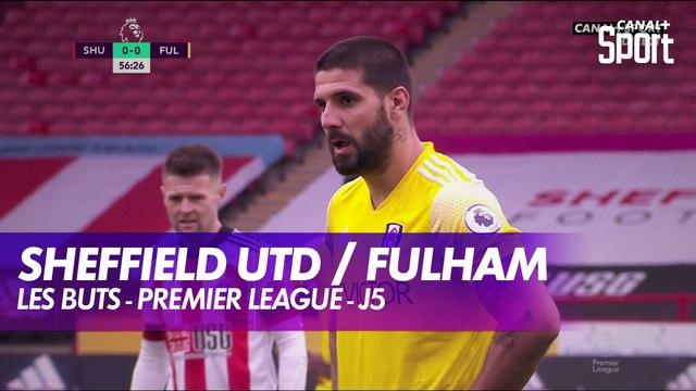 Les buts de Sheffield Utd / Fulham