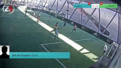 But de Equipe 1 (3-5)