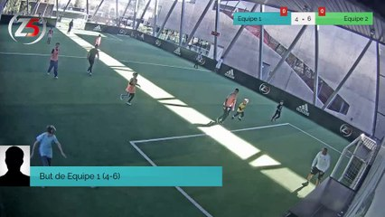 But de Equipe 1 (4-6)