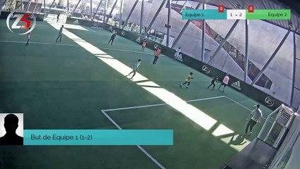 But de Equipe 1 (1-2)