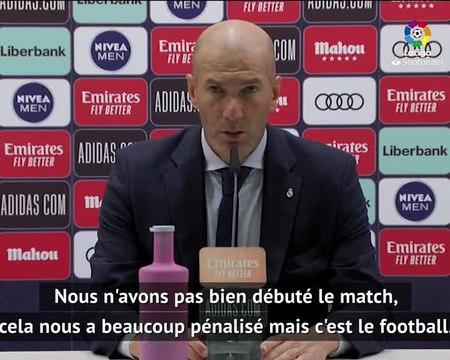 """6e j. - Zidane : """"Nous n'avons aucune excuse"""""""