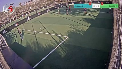 Team 1 VS Team 2 - 18/10/20 17:30 - Loisir Z5 Aix