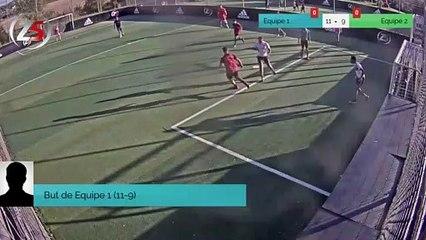 But de Equipe 1 (11-9)