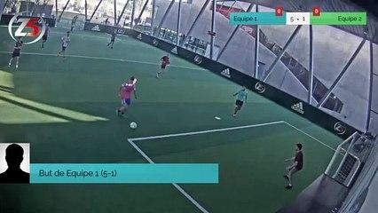 But de Equipe 1 (5-1)