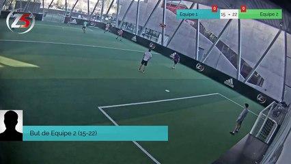 But de Equipe 2 (15-22)