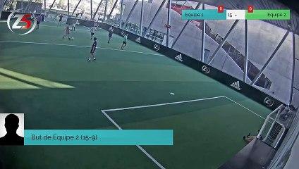 But de Equipe 2 (15-6)