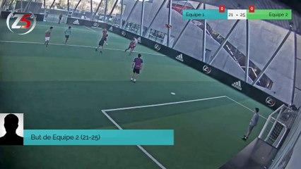 But de Equipe 2 (21-25)