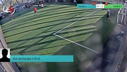 But de Equipe 2 (6-5)
