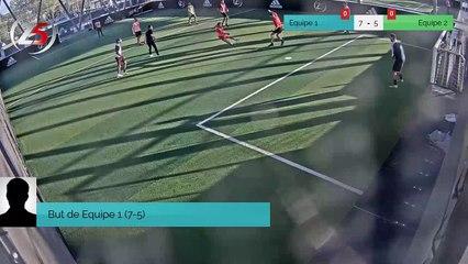 But de Equipe 1 (7-5)